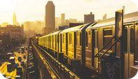 att nyu yorkskoe metro