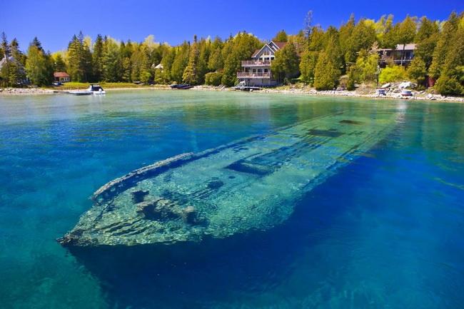 Великие озера Америки Озеро Гурон